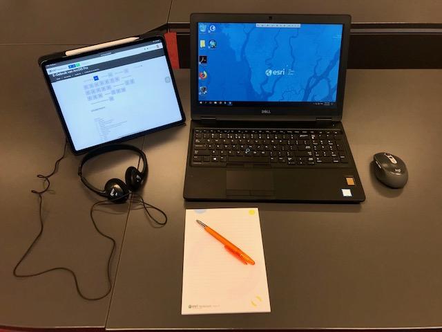 Laptop & Ipad